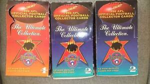 Over 4000 AFL Select Football Cards******1996******2006******2008