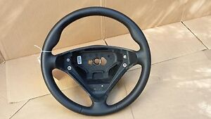 Mercedes-Benz SLK R171 C-Class W203 Leather Steering Wheel A 171 460 01 03 SPORT
