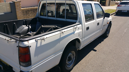 Holden rodeo   $1900