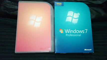 Retro?  Genuine Windows 7 Upgrade Disc...