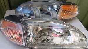 Honda Civic hatch eg headlights Seven Hills Blacktown Area Preview