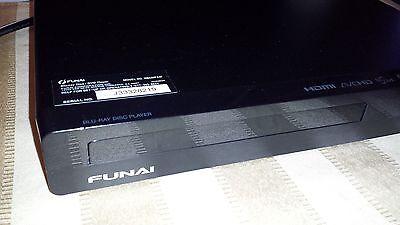 Funai NB620FX4F Blu-Ray Player (Funai Blue Ray Player)