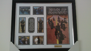 Sons of anarchy limited edition print Tea Tree Gully Tea Tree Gully Area Preview