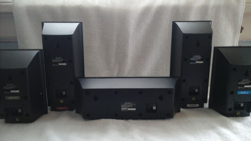 Sony DAV-HDX285 DVD Home Theatre System