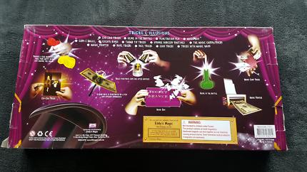 Kids magic kits