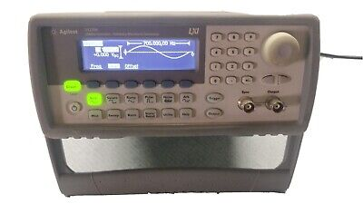 Agilent 33220a 20mhz Function Arbitrary Waveform Generator Great Condition
