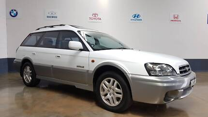 2001 Subaru Outback Wagon North St Marys Penrith Area Preview