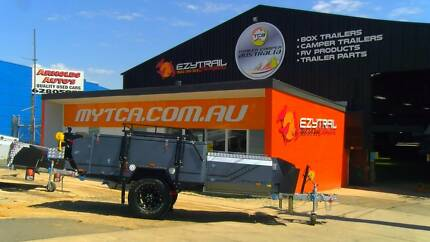 Off Road Camper Trailers & Caravans Canberra Display Centre Fyshwick South Canberra Preview
