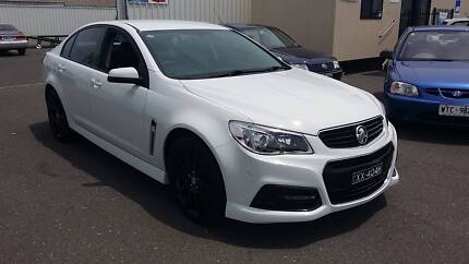 2014 Holden Commodore VF SV6 MY15 Automatic Sedan Clovelly Park Marion Area Preview