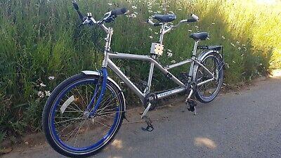 Orbit Libra Childback Tandem Bicycle
