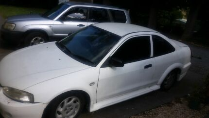 99 CE  Mitsubishi Lancer Coupe Gumeracha Adelaide Hills Preview