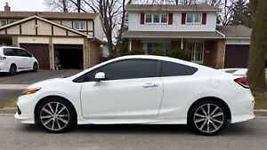 2015 Honda Civic Si Coupe HFP Edition Lease Takeover