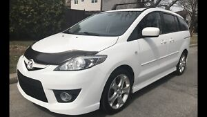2009 Mazda 5 GT / Aut / Sunroof / Leather ++