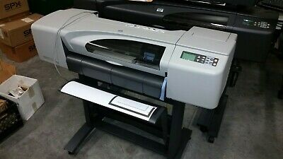 Hp Designjet 500 24 Wide Large Format Printerplotter Local Pickup Only