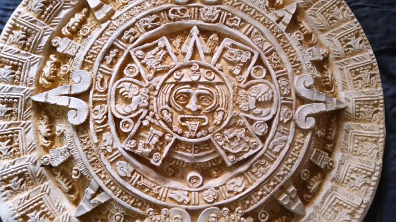 Aztec Mayan Handmade Wall Art | Decorative Accessories | Gumtree ...