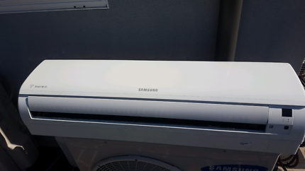 6.8kw  Samsung air con Supplied and installed