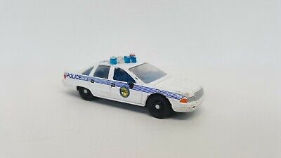 Racing Champions Fast & Furious Miami Police 1992 Chevy Caprice 1/64 Scale Car