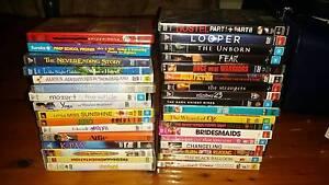 Dvds: kids, rom com, horror etc South Hurstville Kogarah Area Preview