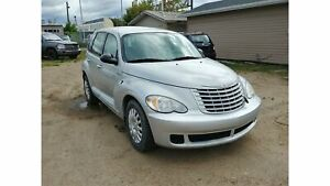 2006 Chrysler PT Cruiser 2.4L 5 Speed! Inspected & Warranty!