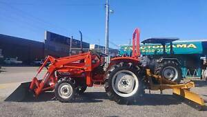 TRACTORAMA HINOMOTO ( ROBUST ) 26HP TRACTOR PACKAGE Welshpool Canning Area Preview