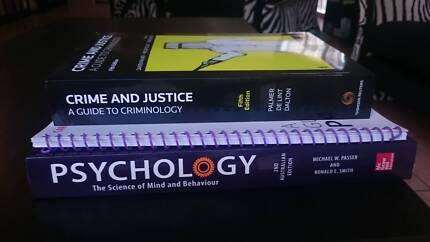 Psychology book in victoria gumtree australia free local classifieds deakin criminology psychology textbooks fandeluxe Gallery