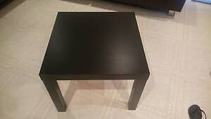 Ikea Side Table Black Scarborough Stirling Area Preview