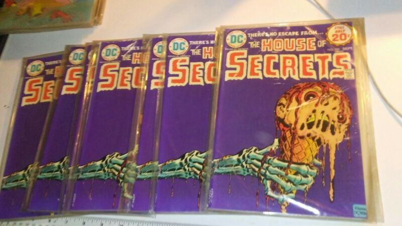House of Secrets # 123 Fine/NEAR MINT + Cond.