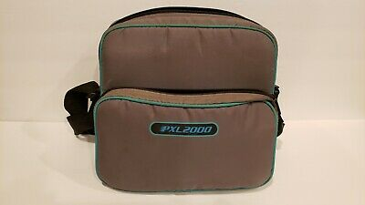 Vintage Fisher Price Pxl 2000 Video Camera Bag - Padded Carrying Case