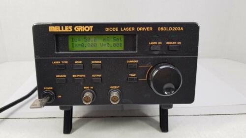 Melles Griot 06DLD203A Laser Diode Driver