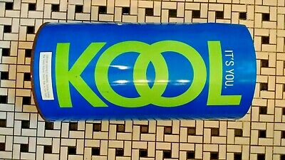 Vintage Kool Cigarette Metal Sign Tobacco Umbrella CAN Advertising RARE 1993