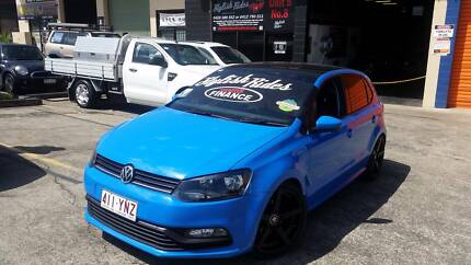 2014 Volkswagen Polo 1.2L 💎💎TURBO REAL HEAD TURNER😲 $8490 Slacks Creek Logan Area Preview