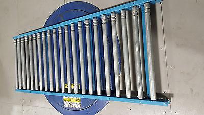 Hytrol Gravity Conveyor 8ft X 36 12in X 3 12in