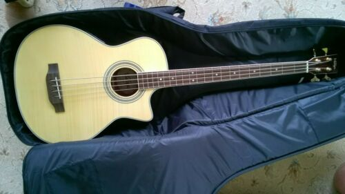 BASS ELECTRIC-ACOUSTIC GUITAR - PRISTINE