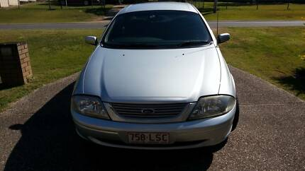 2002 Ford Falcon in excellent condition Kingston Logan Area Preview