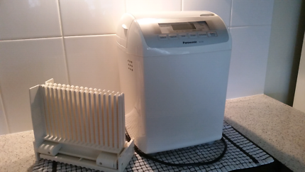 Panasonic Automatic Breadmaker Capalaba Brisbane South East Preview
