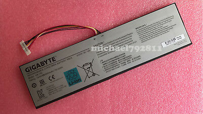 New Genuine Battery for Gigabyte Aorus X3 Plus X5 X5S X7 V2 V3 V4 V5 V6 GX-17S