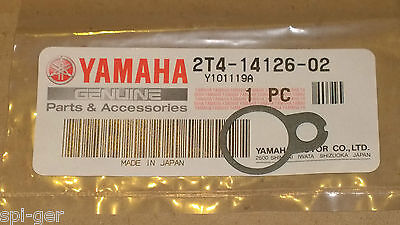 1994 95 CY 50 FG JOG NEW GENUINE <em>YAMAHA</em> CARB TOP COVER GASKET PNO 2T