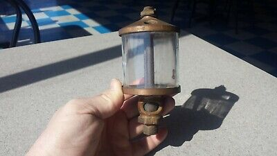 Antique Vintage American Injector Co. Hit Miss Engine Oiler Lubricator