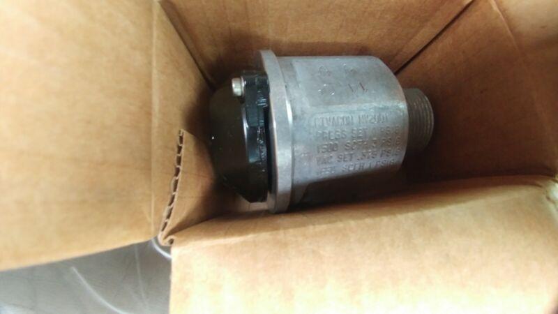 Civacon NV2001 Pressure Vacuum Vent DOT406.