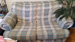$20 2 seater small lounge good condition New Lambton Heights Newcastle Area Preview