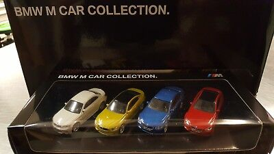 BMW M CAR  COLLECTION - 1:64 SCALE