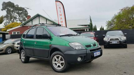 2001 Renault Scenic Wagon