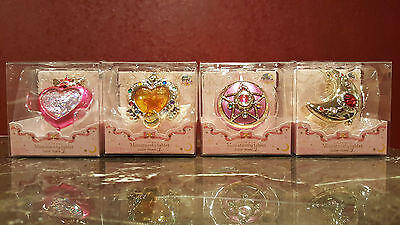 Sailor Moon Miniaturely Tablet Part 3 - Full Set of 4