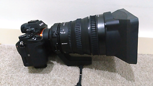 Sony A7s mk ii camera with 28-135mm GM cine lens f/4. Lidcombe Auburn Area Preview