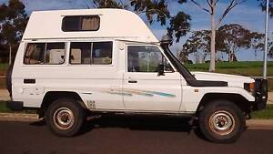 Toyota Landcruiser 1994 BushcamperHightop Troopy Fitzroy North Yarra Area Preview