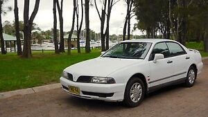 2000 Mitsubishi Magna Advance Sedan North Narrabeen Pittwater Area Preview