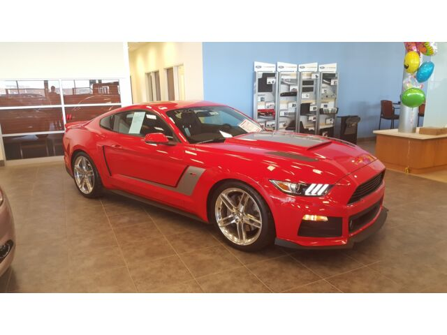 2016 ford mustang roush supercharged stage 3 670 horsepower automatic new ford mustang for. Black Bedroom Furniture Sets. Home Design Ideas