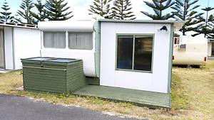 Caravan with hard annex - Beachport SA Wynn Vale Tea Tree Gully Area Preview