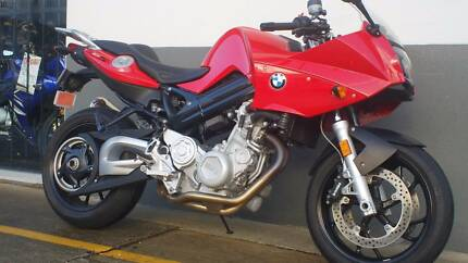 BMW F800S 2007 Low miles + Accessories Springfield Lakes Ipswich City Preview