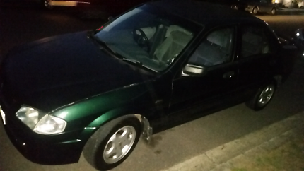 Mazda 323 with Pod filter (MSG OR CALL NO EMAIL)